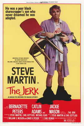 The Jerk - 24 x 36 Movie Poster - Style A
