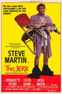 The Jerk - 11 x 17 Movie Poster - Style A - Museum Wrapped Canvas