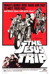 The Jesus Trip - 43 x 62 Movie Poster - Bus Shelter Style A