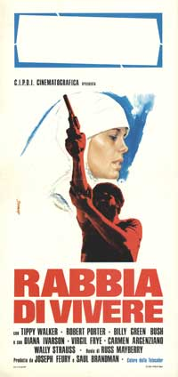 The Jesus Trip - 13 x 28 Movie Poster - Italian Style A