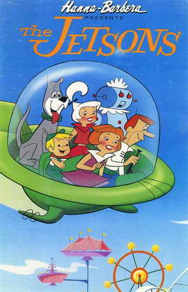 The Jetsons - 11 x 17 Movie Poster - Style A