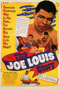 The Joe Louis Story - 27 x 40 Movie Poster - Style A