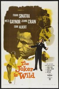 The Joker Is Wild - 43 x 62 Movie Poster - Bus Shelter Style A