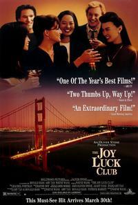 The Joy Luck Club - 27 x 40 Movie Poster - Style B