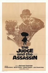 The Judge and the Assassin - 27 x 40 Movie Poster - Style A