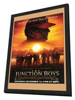 The Junction Boys - 27 x 40 Movie Poster - Style A - in Deluxe Wood Frame