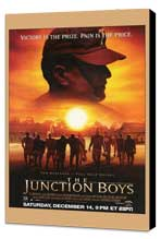 The Junction Boys - 27 x 40 Movie Poster - Style A - Museum Wrapped Canvas