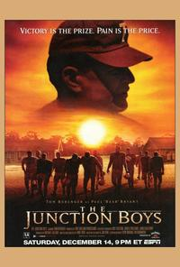 The Junction Boys - 27 x 40 Movie Poster - Style A