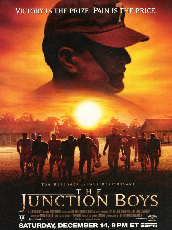 The Junction Boys Movie Posters From Movie Poster Shop