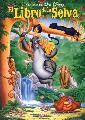 Jungle Book, The - 11 x 17 Movie Poster - Spanish Style C