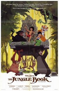 Jungle Book, The - 11 x 17 Movie Poster - Style A