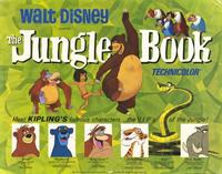 Jungle Book, The - 11 x 14 Movie Poster - Style D
