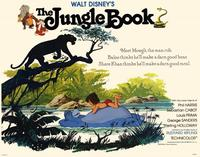 Jungle Book, The - 11 x 14 Movie Poster - Style A