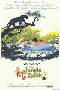 Jungle Book, The - 27 x 40 Movie Poster - Style A