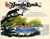 Jungle Book, The - 22 x 28 Movie Poster - Half Sheet Style A