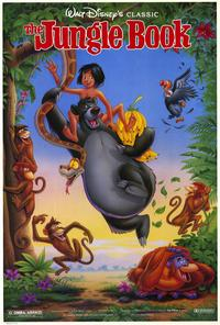 Jungle Book, The - 27 x 40 Movie Poster - Style C