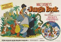 Jungle Book, The - 22 x 28 Movie Poster - Style A