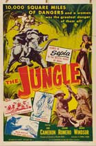 The Jungle - 27 x 40 Movie Poster - Style B