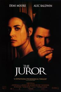 The Juror - 11 x 17 Movie Poster - Style A