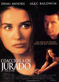 The Juror - 11 x 17 Movie Poster - Spanish Style B