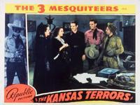 The Kansas Terrors - 11 x 14 Movie Poster - Style A