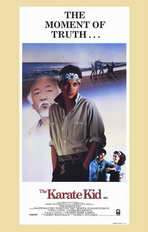 The Karate Kid - 11 x 17 Movie Poster - Australian Style A