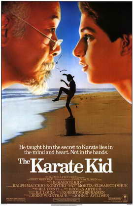 The Karate Kid - 11 x 17 Movie Poster - Style A