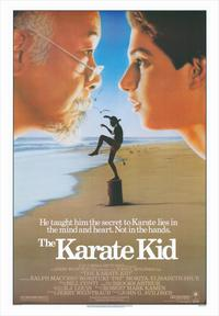 The Karate Kid - 43 x 62 Movie Poster - Bus Shelter Style A