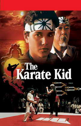 The Karate Kid - 11 x 17 Movie Poster - Style B