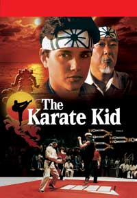 The Karate Kid - 43 x 62 Movie Poster - Bus Shelter Style B