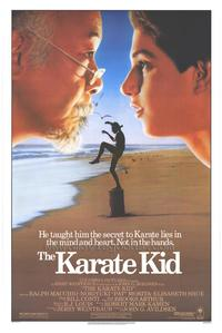 The Karate Kid - 11 x 17 Movie Poster - Style A - Museum Wrapped Canvas