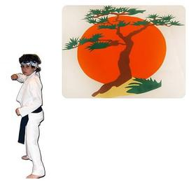 The Karate Kid - Daniel-San Child Costume