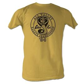 The Karate Kid - Cobra Kai Championship 1984 T-Shirt