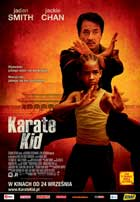 The Karate Kid - 11 x 17 Movie Poster - Polish Style A