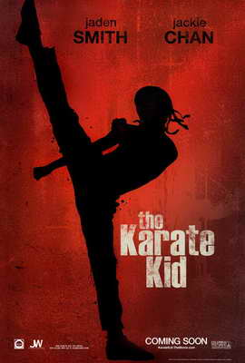 The Karate Kid - 27 x 40 Movie Poster - Style A