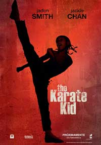 The Karate Kid - 11 x 17 Movie Poster - Spanish Style B