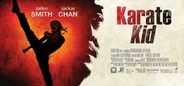 The Karate Kid - 20 x 40 Movie Poster - Style A