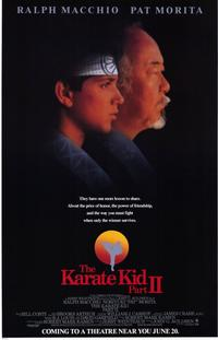 The Karate Kid: Part 2 - 11 x 17 Movie Poster - Style A