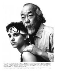 The Karate Kid: Part 2 - 8 x 10 B&W Photo #9