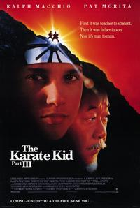 The Karate Kid: Part 3 - 11 x 17 Movie Poster - Style A