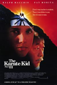 The Karate Kid: Part 3 - 27 x 40 Movie Poster - Style A