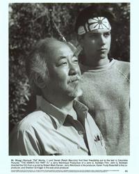 The Karate Kid: Part 3 - 8 x 10 B&W Photo #3