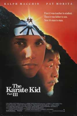 The Karate Kid: Part 3 - 11 x 17 Movie Poster - Style B