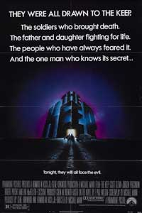The Keep - 43 x 62 Movie Poster - Bus Shelter Style A
