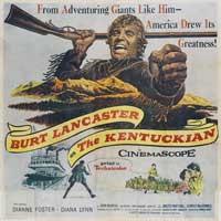 The Kentuckian - 30 x 30 Movie Poster - Style A