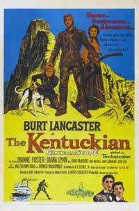 The Kentuckian - 11 x 17 Movie Poster - Style A