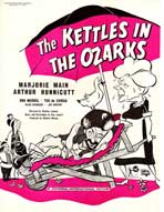 The Kettles in the Ozarks - 27 x 40 Movie Poster - UK Style A