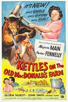 The Kettles on Old MacDonald's Farm - 11 x 17 Movie Poster - Style A