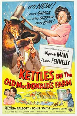 The Kettles on Old MacDonald's Farm movie