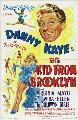 The Kid From Brooklyn - 27 x 40 Movie Poster - Style A